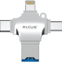 Rixus Multi-Function Card Reader 4-1 RXCR41