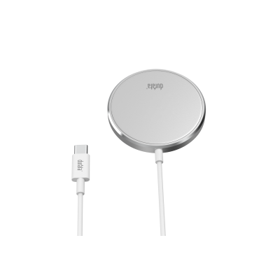 Durata Magnetic Wireless Charger For iPhone 15W DRWC15