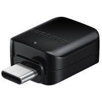 Samsung USB Type-C to USB adapter EE-UN930BBEGWW - Black