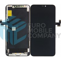 iPhone 11 Pro Max Display + Touchscreen Top Incell Quality - Black