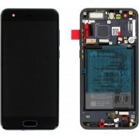 Huawei Honor 9 (STF-L09) OEM Service Part Screen Inc. Battery (02351LGK) - Black