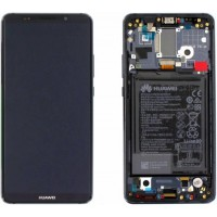 Huawei Mate 10 Pro OEM Service Part Screen Incl. Battery (02351RVN) - Black