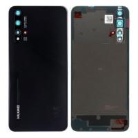 Huawei Nova 5T (YAL-L21) Battery Cover 02353EFN- Black