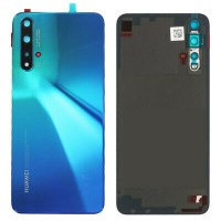Huawei Nova 5T (YAL-L21) Battery Cover 02353EFP- Crush Blue