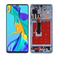 Huawei P30 Pro Complete Display + Frame (OEM) - Breathing Crystal