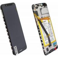 Huawei Y6 2018 OEM Service Part Screen Incl. Battery (02351WLJ) - Black