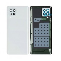 Samsung Galaxy A42 5G (SM-A426B) Battery Cover (GH82-24378B) - White