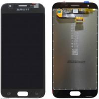 Samsung Galaxy J3 2017 SM-J330F (GH96-10969A) LCD Complete - Black