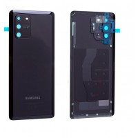 Samsung Galaxy S10 Lite (SM-G770F) Battery Cover (GH82-21670A) - Prism Black