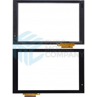 Acer Iconia Tab A500 Digitizer - Black