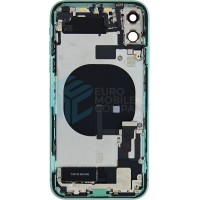 iPhone 11 Middle Frame OEM Pulled (A) Complete With Parts - Green