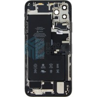 iPhone 11 Pro Max Middle Frame OEM Pulled (A) Complete With Parts & Battery - Space Grey