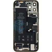 iPhone 11 Pro Middle Frame OEM Pulled (A) Complete With Parts & Battery - Gold