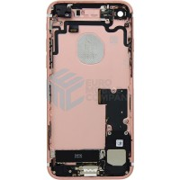 iPhone 7 Middle Frame OEM Pulled (A) Complete With Parts - Rose Gold