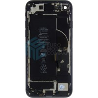 iPhone 8 Middle Frame OEM Pulled (A) Complete With Parts & Battery - Black
