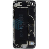 iPhone 8 Middle Frame OEM Pulled (A) Complete With Parts & Battery - Silver