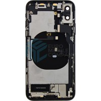 iPhone X Middle Frame OEM Pulled (A) Complete With Parts - Black