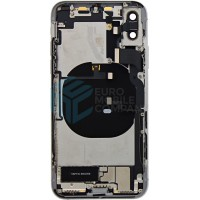 iPhone X Middle Frame OEM Pulled (A) Complete With Parts - Silver