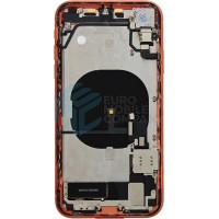 iPhone XR Middle Frame OEM Pulled (A) Complete With Parts - Coral