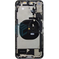 iPhone XS Max Middle Frame OEM Pulled (A) Complete With Parts - White