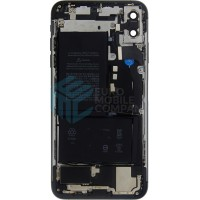 iPhone XS Max Middle Frame OEM Pulled (A) Complete With Parts & Battery - Black