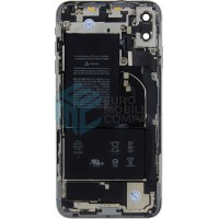 iPhone XS Max Middle Frame OEM Pulled (A) Complete With Parts & Battery - White