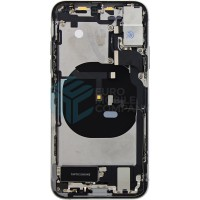 iPhone XS Middle Frame OEM Pulled (A) Complete With Parts - White
