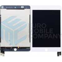 iPad Mini 5 LCD + Digitizer Complete OEM - White