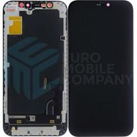iPhone 12 Mini Display + Digitizer OEM Pulled - Black