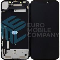 iPhone XR Display Incl Digitizer Full OEM (Toshiba) - Black