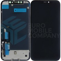 iPhone XR OEM Display Incl Replacement Glass (Sharp) - Black