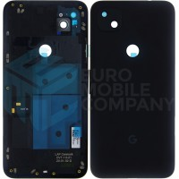 Google Pixel 4A Battery Cover - Just Black