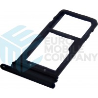 HTC U11 Plus Sim + MicroSD Holder - Black