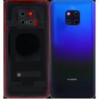 Huawei Mate 20 Pro (LYA-L09/ LYA-L29) Battery Cover - Twilight