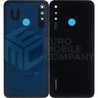 Huawei P Smart Plus 2019 (POT-LX1T) Battery Cover - Black