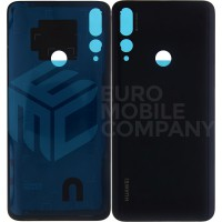 Huawei P smart Z (STK-LX1) Battery Cover - Midnight Black