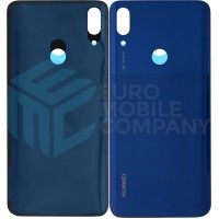 Huawei P smart Z (STK-LX1) Battery Cover - Sapphire Blue