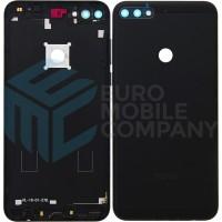 Huawei Y7 2018 (LDN-L01/ LDN-L21)/ Y7 Prime 2018/ Honor 7C (LDN-L01/ LDN-L21)/ Y7 Pro/ Nova 2 Lite Battery Cover - Black