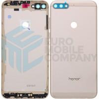 Huawei Y7 2018 (LDN-L01/ LDN-L21)/ Y7 Prime 2018/ Honor 7C (LDN-L01/ LDN-L21)/ Y7 Pro/ Nova 2 Lite Battery Cover - Gold