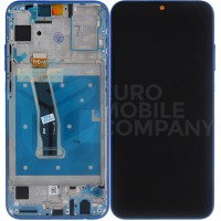 Huawei Honor 20 Lite / Honor 10i (HRY-LX1T) Display + Digitizer + Frame Complete - Blue