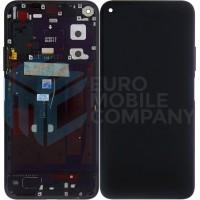 Huawei Honor 20 Pro (YAL-L41) Display + Digitizer + Frame - Phantom Black