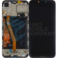 Huawei Honor Play (COR-L29) OEM Service Part Screen Incl. Battery (02351YXV) - Black