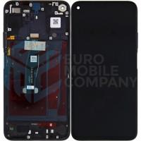 Huawei Nova 5T (YAL-L21) LCD + Digitizer + Frame - Black