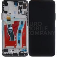 Huawei P Smart Pro (STK-L21) Display + Touchscreen + Frame - Black