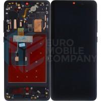 Huawei P30 Pro Complete Display + Frame (OEM) - Black