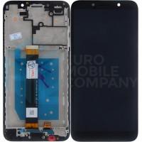 Huawei Y5P 2020 (DRA-LX9) Display + Digitizer + Frame - Black