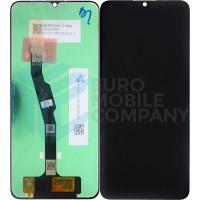 Huawei Y6p 2020 (MED-LX9) Display + Digitizer Complete - Black