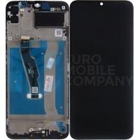 Huawei Y6p 2020 (MED-LX9) Display + Digitizer + Frame - Black