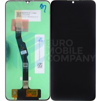 Huawei Y6p 2020 (MED-LX9) LCD + Digitizer Complete - Black