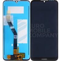 Huawei Y6s (JAT-L29) LCD + Digitizer Complete - Black